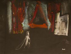 * Stage Design By Christian Berard 1940s