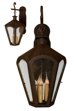 This wrought iron hanging lantern goes perfectly in traditional traditional exterior sconce traditional exterioroutdoor lightingwrought mozeypictures Images