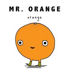 mr.orange by k e e k i, via Flickr