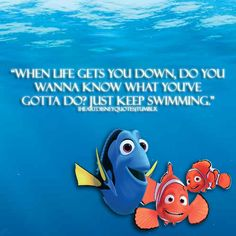 Finding Nemo eat my bubbles! Pixar Quotes, Disney Quotes, Movie Quotes, Life Quotes, Finding Nemo Quotes, Finding Dory, Disney Love, Disney Magic, Disney Stuff