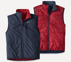 1e50ca8e1 Patagonia Reversible  Crankset  Vest Mens Outdoor Clothing