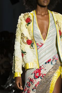 Custo Barcelona at New York Spring 2018 (Details)