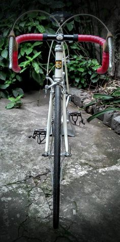 Roselli Bicycle restored by Born in Garage #bikelove