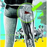 Get Over It: Piriformis Pain Stretching and strengthening - plus sitting less - can bring relief.