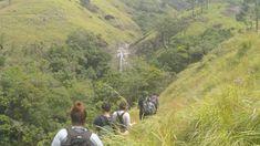 Hikes like these <3 #Friends #HikingFriends #Bambarakanda #SriLanka #Travel #Hike #Wanderlust #LetsGetGoingSrilanka