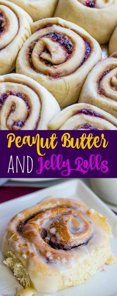 The sandwich of our childhood got itself a face lift and turned into these delicious and kid-friendly, loved and devoured Peanut Butter and Jelly Rolls.