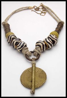 CORINA Handmade Old & Ancient African by sandrawebsterjewelry