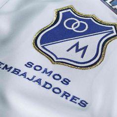 La nueva camiseta de Millonarios en condición de visitante Hearth, Desktop, Ballet, Humor, Memoirs, Clowns, Champs, T Shirts, Dibujo