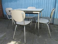 kitchen table and chairs 1960 dinnettes   acme chrome dinettes furniture manufacturer   quality      rh   pinterest com