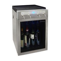 Vinotemp 4 Bottle Wine Dispenser