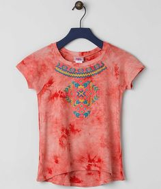 Girls - Daytrip Tie Dye Top - Girl's Shirts/Tops   Buckle