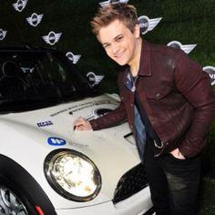 signing a car