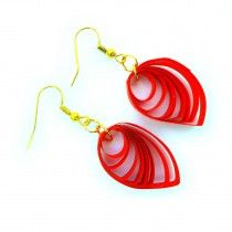 .: Red Chippi :. Simple and weightless luxuries style. Change your luxuries style everyday in low cost. Weight like as air based quilling paper. Try once, you will collect all things. Give your dream jewel design, we will give structure to that. (Make jewels against your order) .. Buy now at low Price http://www.ramanamam.com/ohooshopping/fashion-earrings-/Red-chippi-earrings-new-collection-for-women