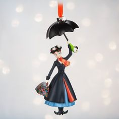disney mary poppins sketchbook ornament 2016 - Disney Christmas Decorations 2017