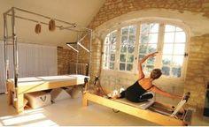 Pilates en France - residential Pilates studio space