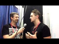 ▶ Pierce Brown on 'Red Rising' Movie and Sequel Details at San Diego Comic Con 2014 - YouTube