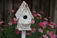 Anne Fannie's Green Acres: Vintage Thingie Thursday - China For the Birds!