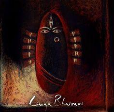 Linga Bhairavi. Ambe Maa, Shiva Shakti, Hindu Deities, Hindus, Modern Artists, Lord Shiva, Tantra, Art Of Living, Arya