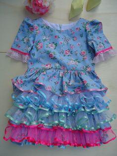 Vestido festa junina/vestido caipira Vestido Infantil festa junina Summer Dresses, Party, Stuff To Buy, Vintage, Kindergarten, Sewing, Places, Fashion, Party Dress