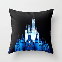 Disney Throw Pillow!!! Now, how to make it instead of shelling out $20...