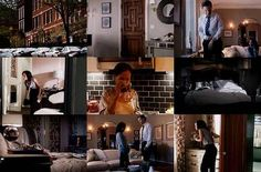 Olivia' Apartment is just as stylish as her clothes.From her style to her personal space, Olivia Pope's fashion sense is truly impeccable and that's why her apartment is also becoming a favorite set design with fans.The entire set design team: S. Marie Bailey; the Production designer Corey Kaplan, Set Decorator Amy Wells, Art Director Louise Dorton, and Production Coordinator Lynn White, have created a look that has changed the perception of corporate look. In a word, it is sophisticated!