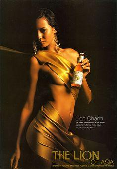 Singha Beer Girl
