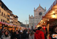 December & Christmas Holidays in Florence: What to See and Do via VisitFlorence.com  #christmas #florence #italy #festivities