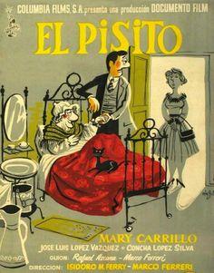 SOLO CINE CLÁSICO: Películas - Años 50: El Pisito (1959)