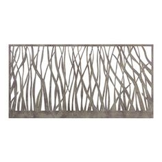 Uttermost - Uttermost Amadahy Metal Wall Art 13931 - This decorative wall art is made from hand forged metal with a rust-olive finish and aged gray undertones.