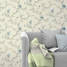 Heligan Cream Wallpaper: Image 4