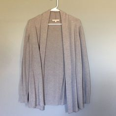 Open cardigan Great condition! Very soft Sweaters