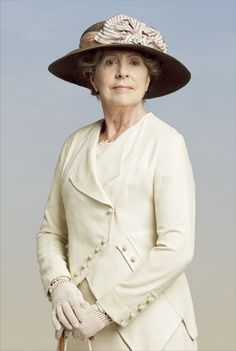 Isobel Crawley played by Penelope Wilton (I've been a fan for a long time, nice to see her getting some recognition on this side of the pond!)