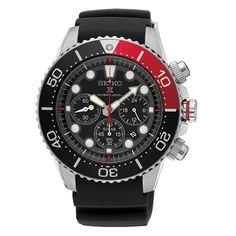 SEIKO Crono SSC617P1 Prospex Orologio da Polso Uomo Solare Gomma #seiko #crono #solar #prospex #chronograph #men #wristwatch