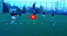 Soccer Drills for U14 - Top Soccer Coach