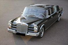 Mercedes Benz 600 Pullman Landaulet – 1971