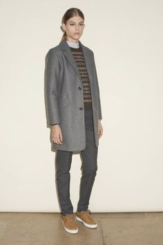 See the complete A.P.C. Fall 2015 Ready-to-Wear collection.