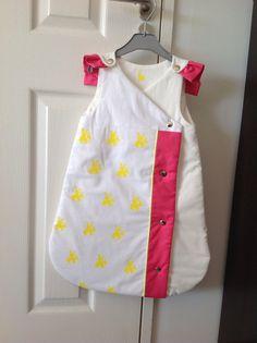 Gigoteuse/turbulette/baby blanket
