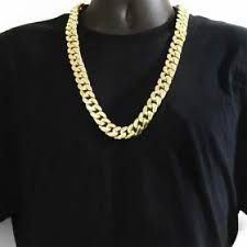 Rappers 18 Mm 30 Gold Finish Miami Curb Cuban Link Thick Mens Heavy Thick Chain >>> Check this awesome product by going to the link at the image. Romantic Gifts For Men, Best Gift For Husband, Best Boyfriend Gifts, Gold Chains For Men, Men Necklace, Gifts For Boys, Men Birthday, Birthday Gifts, Cuban