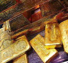 Gold Ingots & Bars