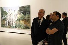CAC Málaga presenta una nueva exposición con una selección de obras del artista Santiago Ydáñez