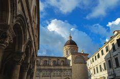 The stunning Dubrovnik Cathedral, Croatia | heneedsfood.com