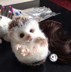 [2016.10.7] Wonder Zoo | Needle Felted Wool Animals Projects Inspirati | Feltify