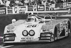 Sigma MC73 Mazda - 24 Heures du Mans - 1973 World Championship for Makes, round 8 - Challenge Mondial, round 4 - Campeonato de España de Conductores de Velocidad en Circuito para Vehiculos de Gran Turismo-Sport, round 3