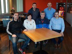 Γιάννενα: Συνάντηση Του Νεοκλεγμένου ΔΣ ΕΑΣ ΣΕΓΑΣ ΗΠΕΙΡΟΥ Με Το ΔΣ Του Συλλόγου Δρομέων Ιωαννίνων.