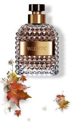 Valentino Uomo - a scent all men should wear!