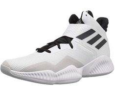 6cc48bb5821 adidas Men s Explosive Bounce 2018 Basketball Shoe - the perfect mid-cut  basketball shoes for boys