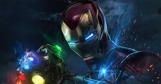 Thanos Infinity Gauntlet, Go Wallpaper, Darth Vader, Marvel, Awesome, Wallpapers, Link, Posts, Iron Man Wallpaper