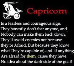 Capricorn- so true Zodiac Capricorn, Capricorn Women, Capricorn Quotes, All About Capricorn, Capricorn Facts, My Zodiac Sign, Zodiac Quotes, Zodiac Facts, Capricorn Season