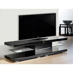 Techlink Echo 51 Wide Modern Tv Stand Ec130b The Simple S Floating