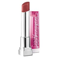 Maybelline Color Whisper 80 Made It Mauve: love it!  Just the right amount of color, silky feel...more colors, please.
